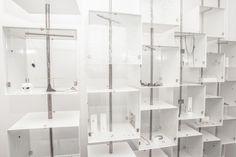 KUBUS cabinet for jewelry by Bram Kerkhofs