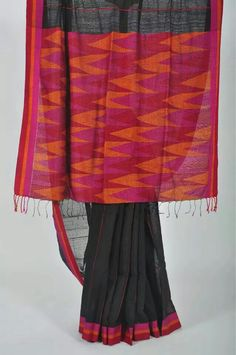 Rava silk saree