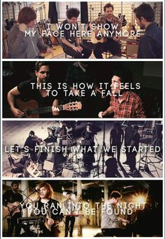 bastille acoustic session