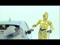 Toyota Star Wars Commercial