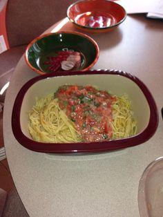 Pampered chef magic pot pasta recipes