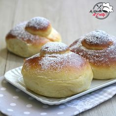 Discover recipes, home ideas, style inspiration and other ideas to try. Receta Pan Brioche, Brioche Bread, Bread Recipes, Cooking Recipes, Healthy Recipes, Gelato, Italian Pastries, Sicilian Recipes, Sicilian Food