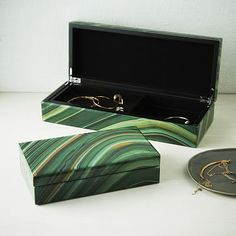 Agate Jewelry Box #westelm