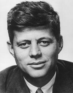 Philippe Halsman 1952 John Fitgerald KENNEDY, senator of Massachussetts.