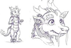 Asian dragon fursuit concept by DragonCid.deviantart.com on @DeviantArt