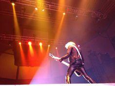 "Rick Savage, ""hello Madrid!""..6/26/2013 Rick Savage, Def Leppard, Great Bands, Madrid, Spain, World, Concert, Sevilla Spain, Concerts"