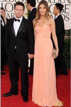 Rhea Durham Red Carpet/ Evening Dress 2011 Golden Globes