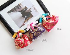 Hanbok Hair clip  Hanbok brooch  Korean traditional by muzeday