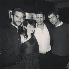 Ayer con vestido de @pronovias en la fiesta de @yo_dona ♥ #armariodepandora