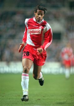 Thierry Henry of Arsenal FC