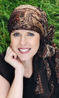 silk headscarves for women from headcovers.com