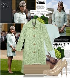 """Kate Middleton"" by bklana ❤ liked on Polyvore"