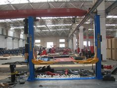 Two Post Electric Lock Car Lift 4.0 tons