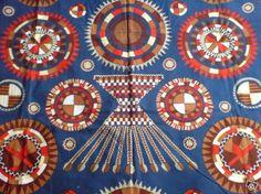 Fin-Helen, Rekipeitto, vintage cotton fabric Finland