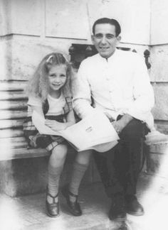 Little Pss Sofia of Greece (Now queen of Spain) with one of her tutors.