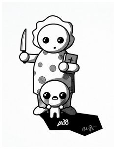 The Binding of Isaac by Ax38