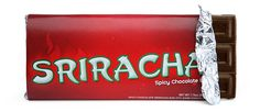 Sriracha Chocolate Bars