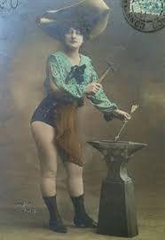 Bildresultat för free christmas card with blacksmithing