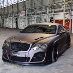 Custom Dreams Bentley Follow our Friend @Kunal00 CEO of www.BullsOnWallStreet.com @Kunal00 Photo by @super_cars_europe