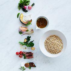 DIY Barley Salad