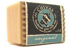 Chivas Skin Care's Original Goat Milk Soaps
