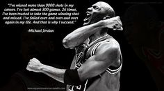 athlete quotes - Google Search Worlds Best Quotes, Michael Jordan Quotes, Amazing Quotes, Great Quotes, Inspirational Quotes, Motivational Quotes, Sports Figures, Wall Quotes, Me Quotes
