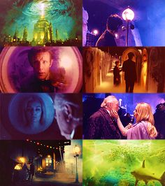 nowordforit:  30 Days of New WhoDay 13 - Favorite Era visited by The Doctor & Co.: Sardickton, 44th century, in A Christmas Carol