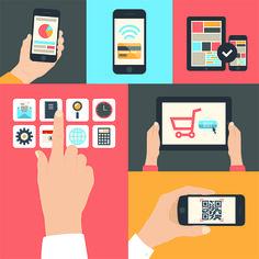 Tabletas y Smartphones