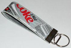 Repurposed Diet Coke Label