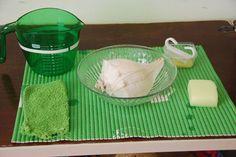 Pintrest Montessori Practical Life | Shell Scrubbing | Montessori - Practical Life