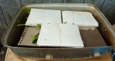 eco dying paper stacks for steaming... Best tutorial for Eco paper printing yet. Excellent.