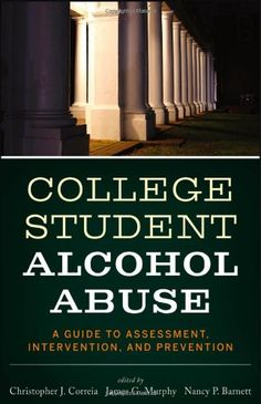 alcohol abuse on college campuses