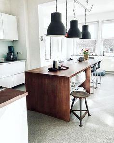 Küchenfoto | SoLebIch.de Foto: Frilo #solebich #küche #ideen #streichen #wandgestaltung #skandinavisch #ordnung #offene #einrichtung #gestalten #arbeitsplatte #dekoration #renovieren #insel #kitchen #interior #interiorideas
