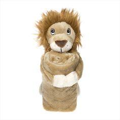 Λούτρινο με κουβερτούλα αγκαλιάς Bobo Buddies Roary the Lion