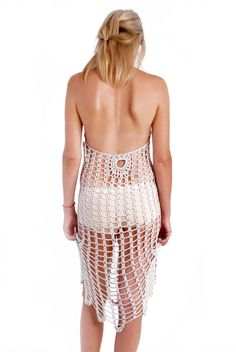 vestido de crochê, vestido de malha de gelo, swimsuit encobrir, vestido de crochê casamento mulher, vestido elegante arrastão branca, malha de mulher
