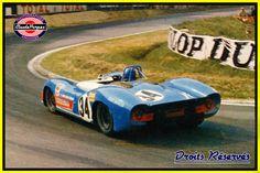 Johnny Servoz-Gavin / Herbert Müller - Matra MS630/650 - Équipe Matra ELF - XXXVII Grand Prix d´Endurance les 24 Heures du Mans - 1969 International Championship for Makes, round 8 - Championnat de France des Circuits, round 40 - Challenge Mondial, round 4
