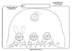 Картинки по запросу grafomotorické listy pre 3 ročné deti