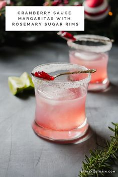 Wow your guests with one of these delicious easy party cocktail recipes. Here are 50 of the best cocktails perfect for any event or party. Popular Cocktails, Classic Cocktails, Fun Cocktails, Cranberry Margarita, Cranberry Sauce, Cranberry Cocktail, Blue Curacao, Tonic Water, Irish Cream