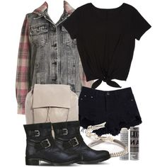 """Malia Inspired Orientation Outfit"" by veterization on Polyvore"