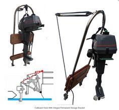 Easy Lift outboard hoist http://www.myboatsgear.com/outboard-lift?a=1&c=5089