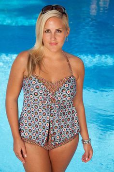 Popular Plus Size Swimwear | Plus Size Clothing, Dresses, Tops And ...