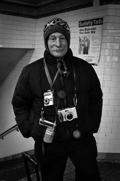 Time Square photographer on Christmas Day 2726