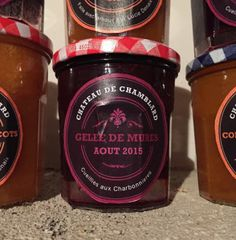 confiture maison home made jams