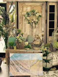 shabby chic beach de