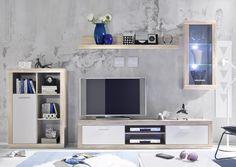 Obývací stěna BARRACUDA - Sconto Nábytek
