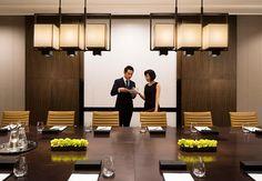 Meeting boardroom in Seoul hotel