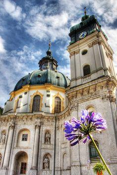 Kloster Ettal - Bavaria - Germany