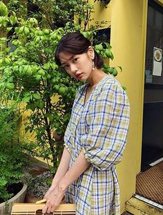 'Hundred Million Stars from the Sky' Star Jung So-min's Classy Fashion Young Actresses, Korean Actresses, Fashion Over, Fashion Tips, Classy Fashion, Fashion Edgy, Korean Entertainment News, Urban Fashion, Womens Fashion