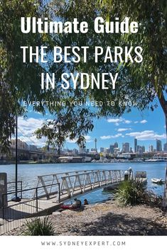 The Sydney Parks are all great spots for a day trip when you are looking for things to do in Sydney for free. They are well located with lovely views and can generally be reached by public transport. #Sydney @Australia