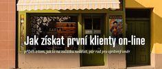 Jak získat první zákazníky on-line aneb příběh o tom jak se nepropagovat a na co si dát pozor #VaseJmenoJeVaseZnacka #Podcast #Návody #Česky